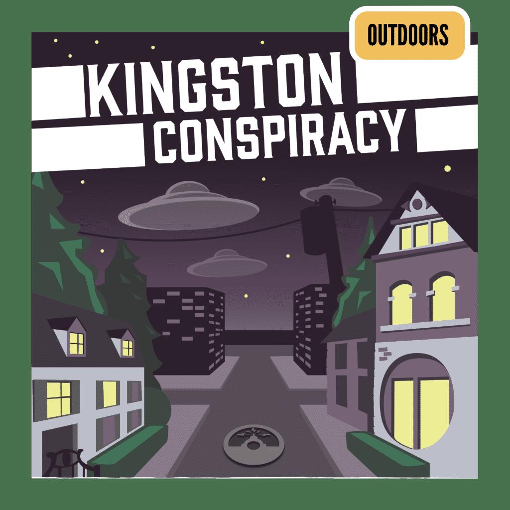 Kingston Conspiracy