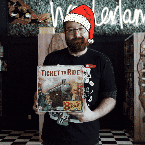 holiday board game recommendations