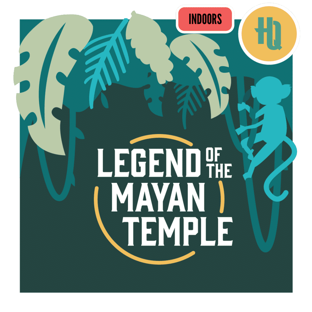 Legend of the Mayan Temple