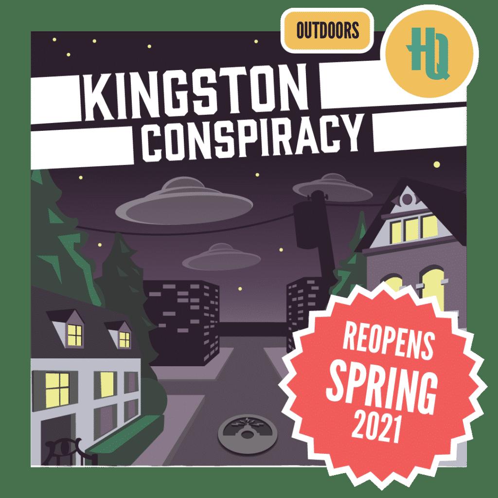 kingston ontario conspiracy