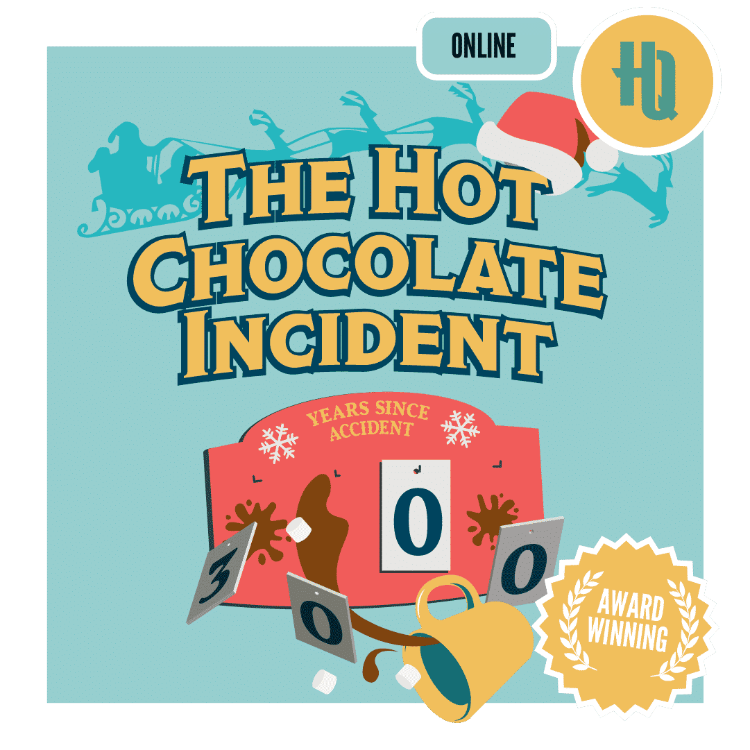 hot chocolate incident improbable escapes