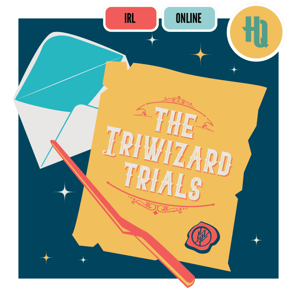 Improbable Escapes TriWizard Trials