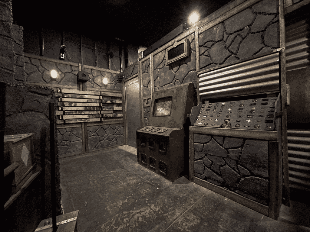 Seven Dwarfs Room Image